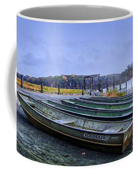 End Coffee Mug featuring the photograph End Of Season by Scott Hervieux