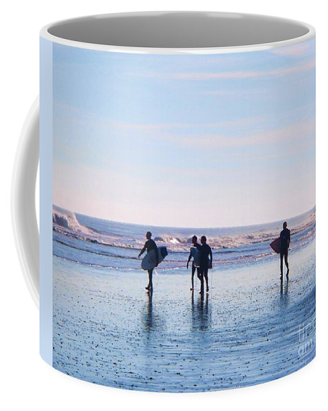 Endless Summer Coffee Mug featuring the photograph Endless Summer by Eric Schiabor