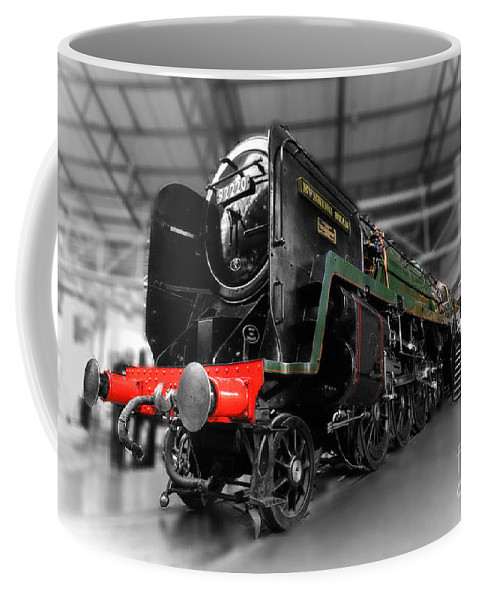 Evening Coffee Mug featuring the photograph Evening Star by Rob Hawkins