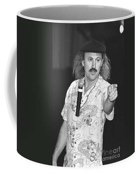 Leo Anthony Gallagher Coffee Mug featuring the photograph Gallagher by Concert Photos