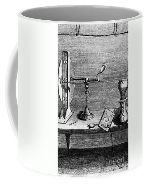 18th Century Coffee Mug featuring the photograph Galvani: Galvanism by Granger