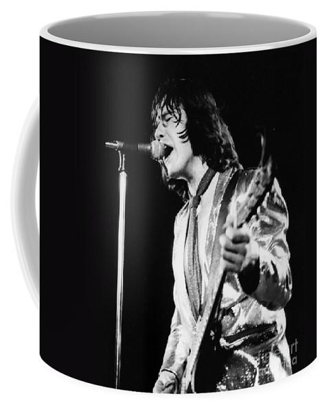 Gary Coffee Mug featuring the photograph Gary Moore by David Fowler