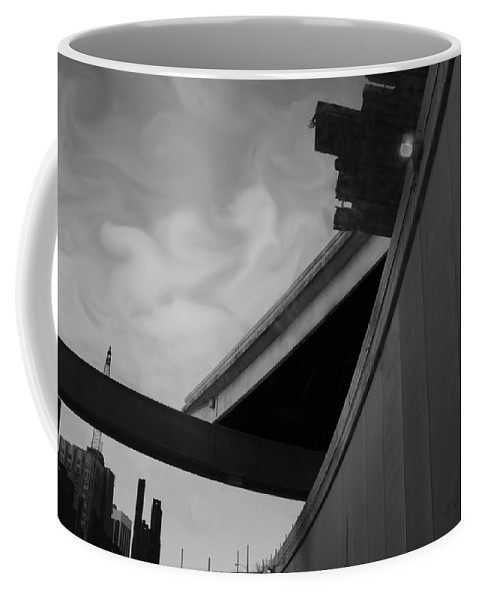 Jamie Lynn Gabrich Coffee Mug featuring the photograph Going Under by Jamie Lynn