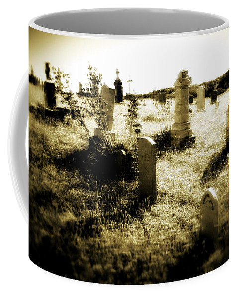 Photography Coffee Mug featuring the photograph Graveyard 4724 by Timothy Bischoff