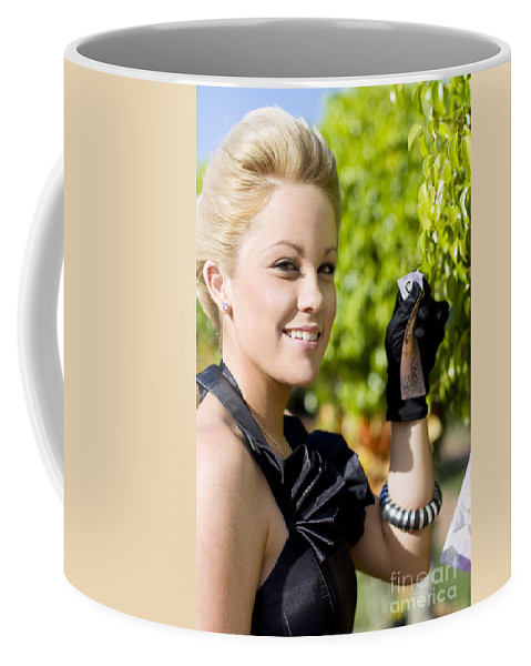 Advisor Coffee Mug featuring the photograph Growing Personal Wealth by Jorgo Photography - Wall Art Gallery