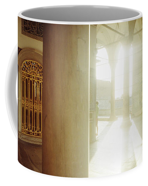 Photography Coffee Mug featuring the photograph Interiors Of Topkapi Palace by Panoramic Images