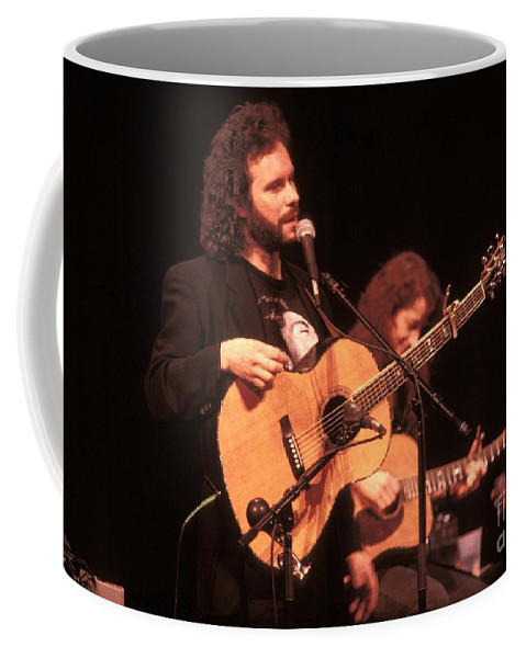 Performance Coffee Mug featuring the photograph John Gorka by Concert Photos