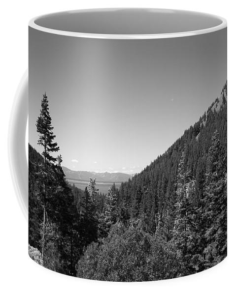Alpine Coffee Mug featuring the photograph Lake Tahoe by Frank Romeo