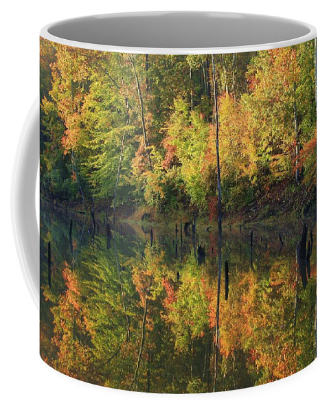 Lake Wedowee Coffee Mug featuring the photograph Lake Wedowee Alabama by Mountains to the Sea Photo