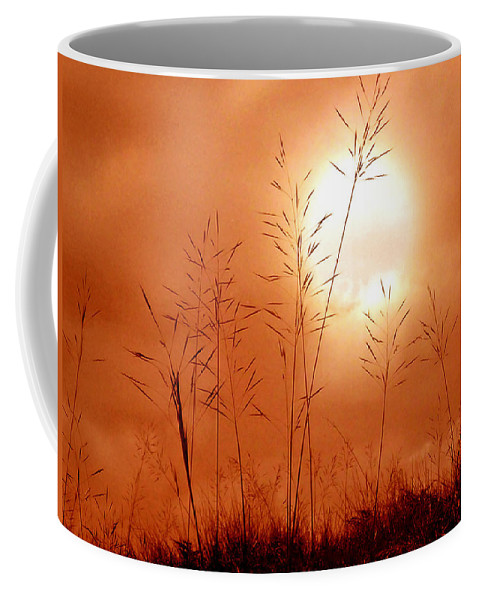Sun Coffee Mug featuring the photograph Lonely Planet by Nirdesha Munasinghe