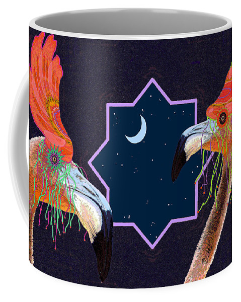 Festival Coffee Mug featuring the photograph Mardi Gras by I'ina Van Lawick