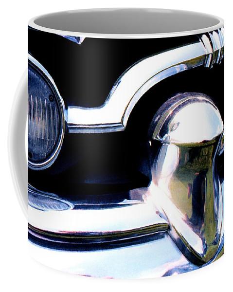 Packard Caribbean Coffee Mug featuring the photograph Packard Caribbean 1953 by David M Davis