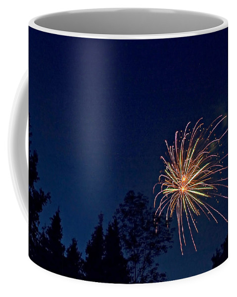 Canada Coffee Mug featuring the photograph Party Time by Steve Harrington