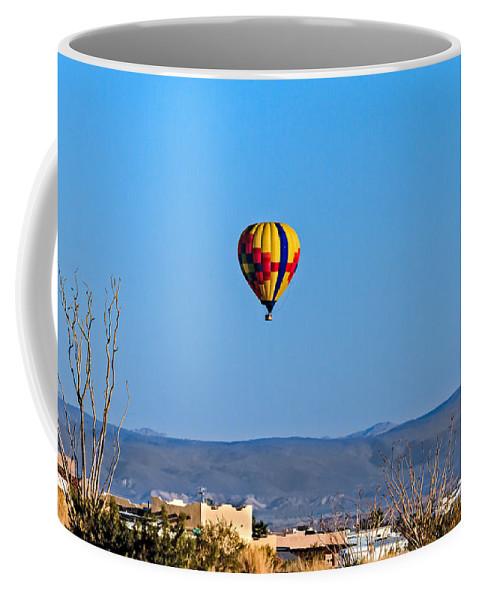 Arizona Coffee Mug featuring the photograph Peaceful Morning by Robert Bales