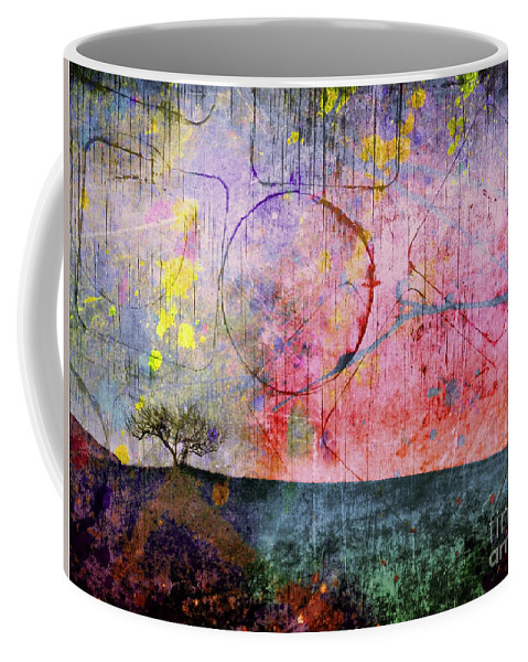 Tree Coffee Mug featuring the photograph Perceptions by Tara Turner