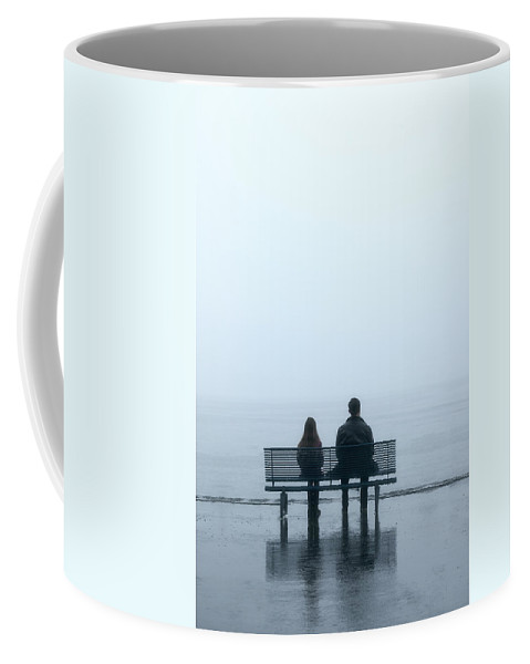 Male Coffee Mug featuring the photograph Rainy Day by Joana Kruse