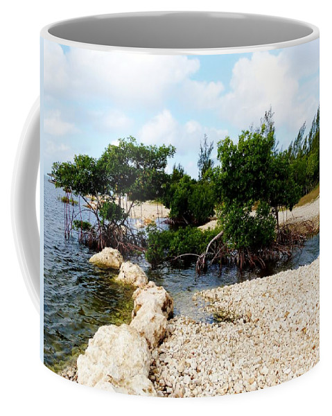 Color Coffee Mug featuring the photograph Reclamation 6 by Amar Sheow