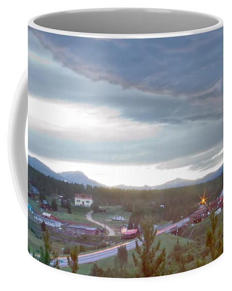 Rollinsville Colorado Coffee Mug featuring the photograph Rollinsville Colorado by James BO Insogna