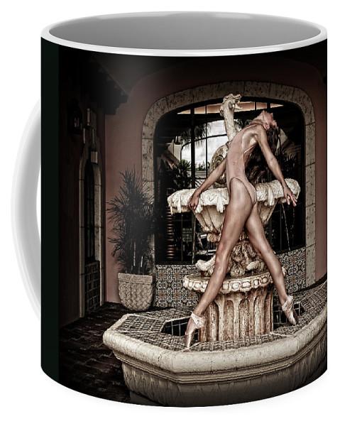 Coffee Mug featuring the photograph Sabrina by Bill Howard