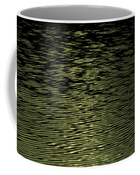 Water Coffee Mug featuring the photograph Shimmer by Greg Thiemeyer