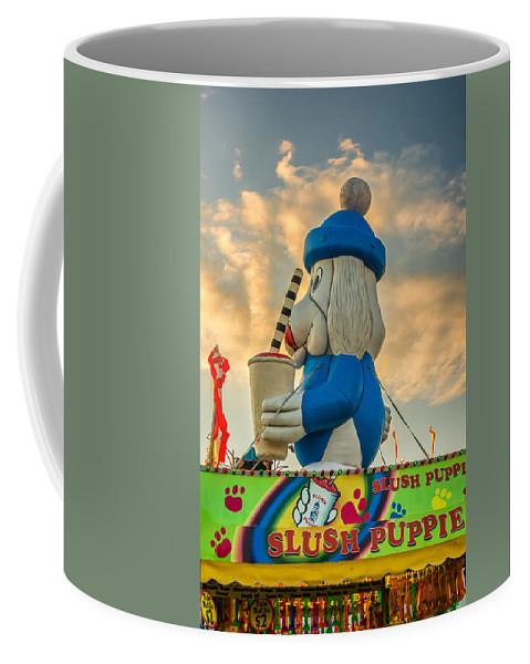 Steve Harrington Coffee Mug featuring the photograph Slush Puppie by Steve Harrington