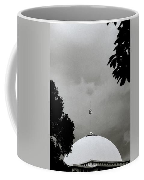 Modern Coffee Mug featuring the photograph The Dome by Shaun Higson