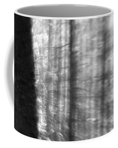 Forest Coffee Mug featuring the photograph The Tales Of The Forest by Angel Ciesniarska