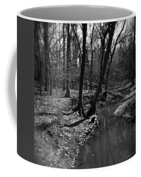 Thorn Creek Coffee Mug featuring the photograph Thorn Creek by Verana Stark