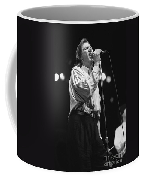 Singer Coffee Mug featuring the photograph Three Dog Night by Concert Photos