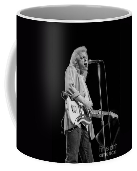 Pop Coffee Mug featuring the photograph Tommy James by Concert Photos