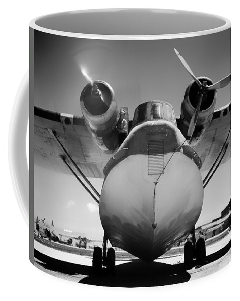 1942 Coffee Mug featuring the photograph United States Navy Pby Catalina 1942 by Mountain Dreams