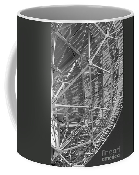 New Mexico Coffee Mug featuring the photograph Very Large Array by Steven Ralser