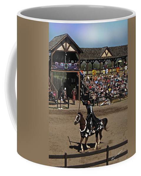 Victory Coffee Mug featuring the photograph Victory by Kume Bryant