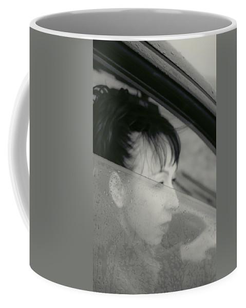 Lena Coffee Mug featuring the photograph Waiting by Svetlana Sewell