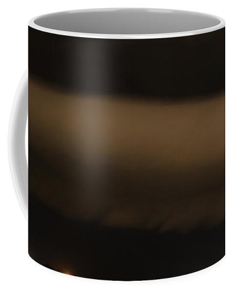 Stormscape Coffee Mug featuring the photograph Nebraska Roll Cloud A Cometh by NebraskaSC