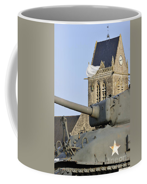 Parachute Coffee Mug featuring the photograph 100401p202 by Arterra Picture Library