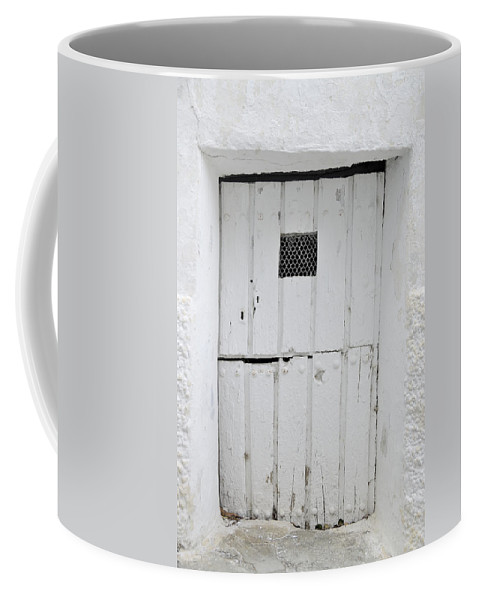 Historic Streets Coffee Mug featuring the photograph Alpujarras In Granada by Guido Montanes Castillo