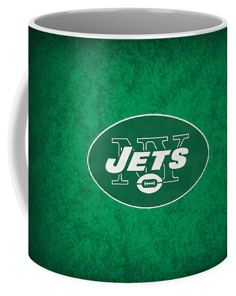 Jets Coffee Mug featuring the photograph New York Jets by Joe Hamilton