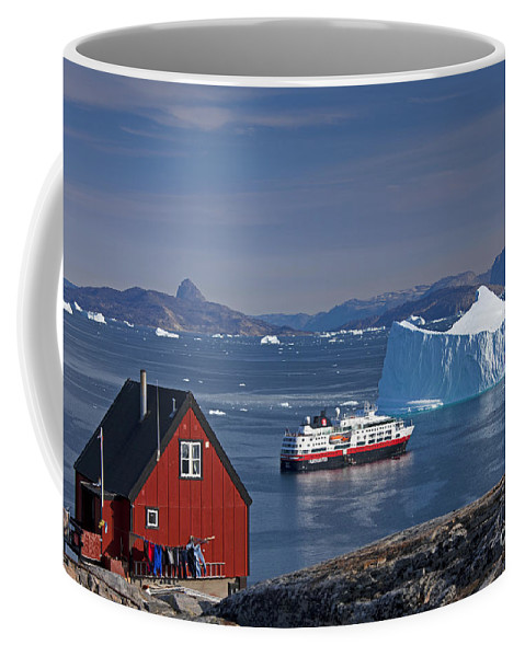 Ms Fram Coffee Mug featuring the photograph 110111p022 by Arterra Picture Library