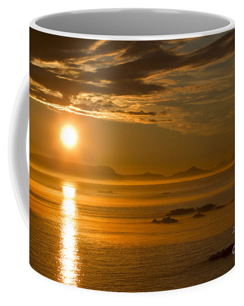 Iceberg Coffee Mug featuring the photograph 110307p087 by Arterra Picture Library