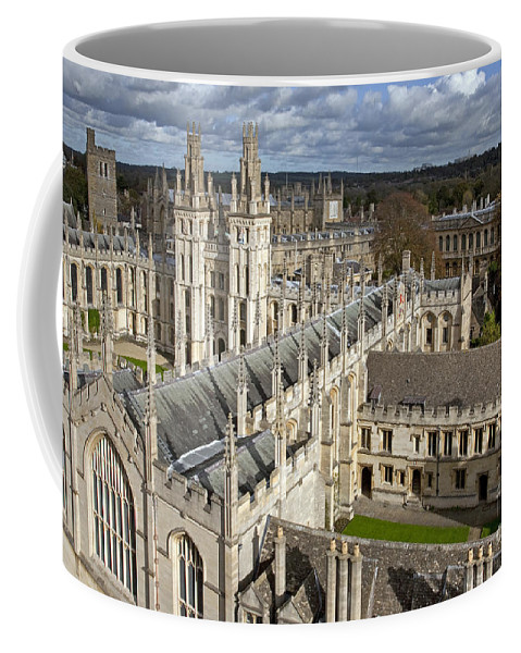All Souls Coffee Mug featuring the photograph 110307p105 by Arterra Picture Library