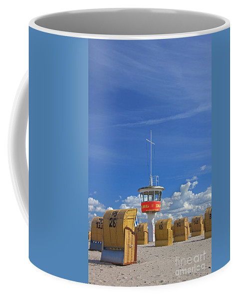 Travem�nde Coffee Mug featuring the photograph 110506p023 by Arterra Picture Library