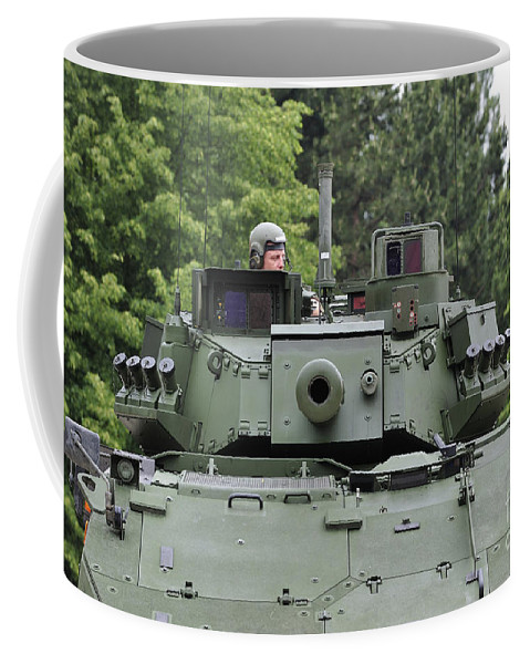 Mowag Coffee Mug featuring the photograph 110506p346 by Arterra Picture Library