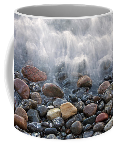 Rock Coffee Mug featuring the photograph 110613p200 by Arterra Picture Library