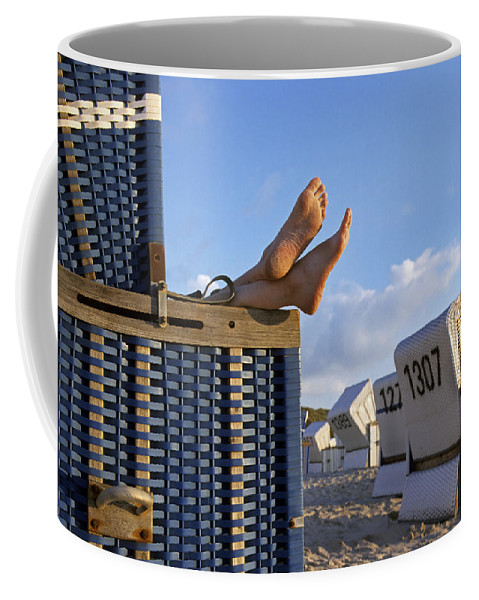 Sylt Coffee Mug featuring the photograph 110714p016 by Arterra Picture Library