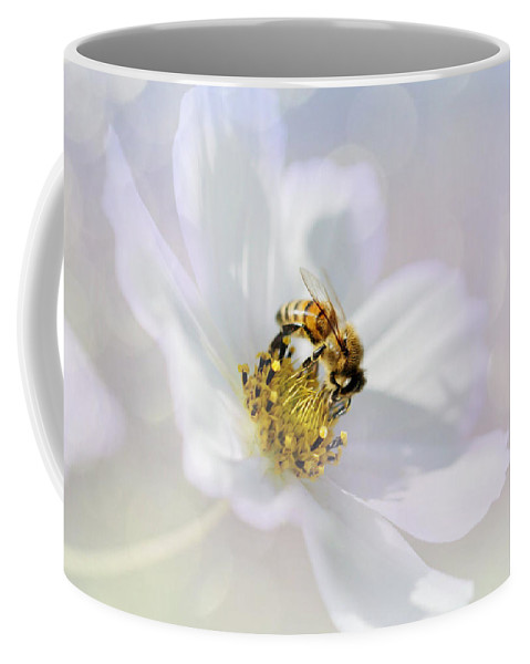 Colorful Flowers Coffee Mug featuring the photograph Still Life by Heike Hultsch