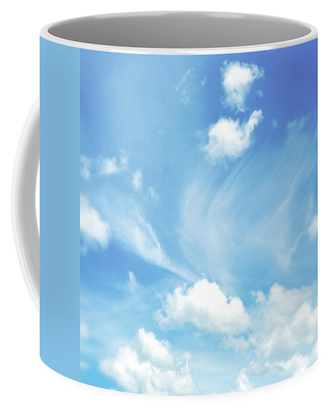 Cloud Coffee Mug featuring the photograph Sky by Les Cunliffe