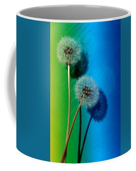 Flower Coffee Mug featuring the photograph Still Life by Heike Hultsch