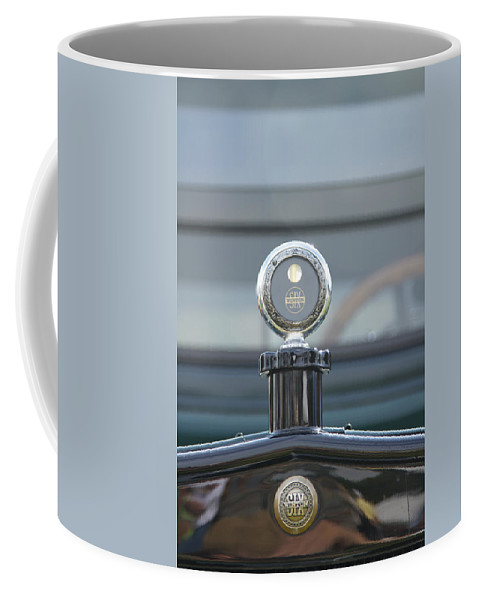 1917 Coffee Mug featuring the photograph 1917 Winton Six by Jack R Perry