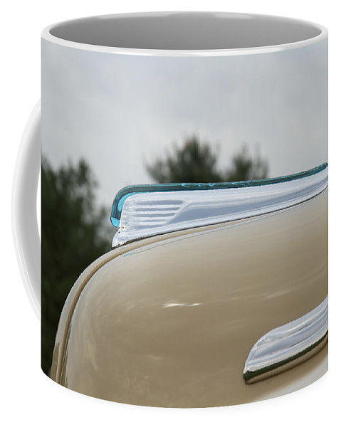 Ford Coffee Mug featuring the photograph 1947 Ford by Jack R Perry